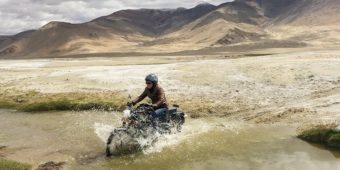india himalaya tso kar motorcycle