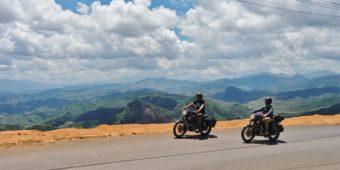 motorcycle tour laos