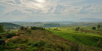 landscapes laos