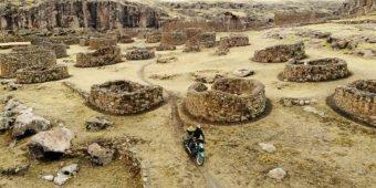 pre-columbian ruins peru