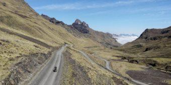 motorcycle trip peru
