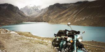 motorbike trip peru