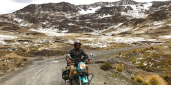 royal enfield tour peru