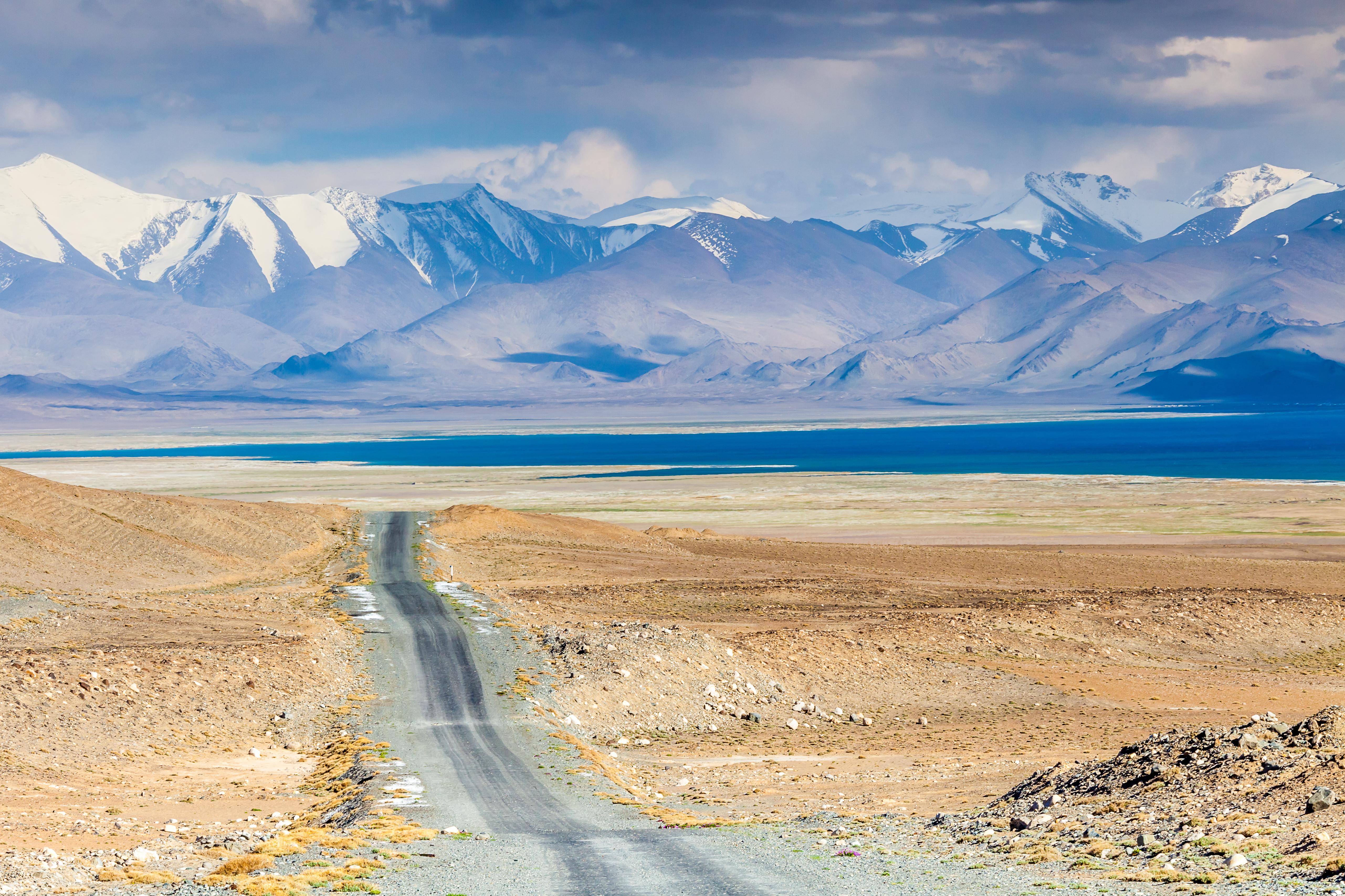 Motorcycle tour Tajikistan